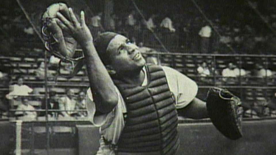 Dodgers: Roy Campanella, No. 39