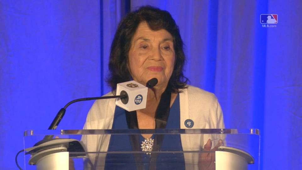 Huerta on promoting diversity