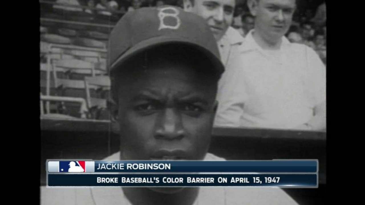 jackie robinson breaking barriers essay
