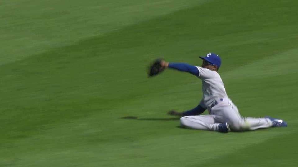 Dyson's sliding catch