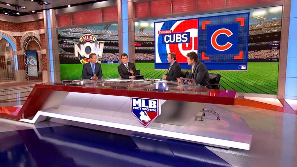 MLB Now discusses Bryant, Cubs