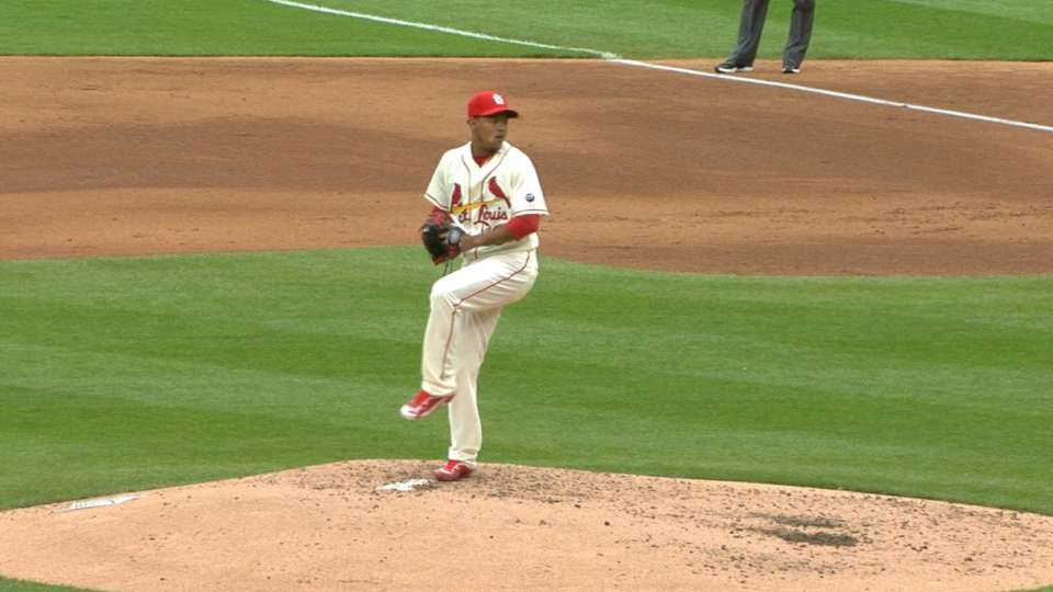 Martinez's solid outing