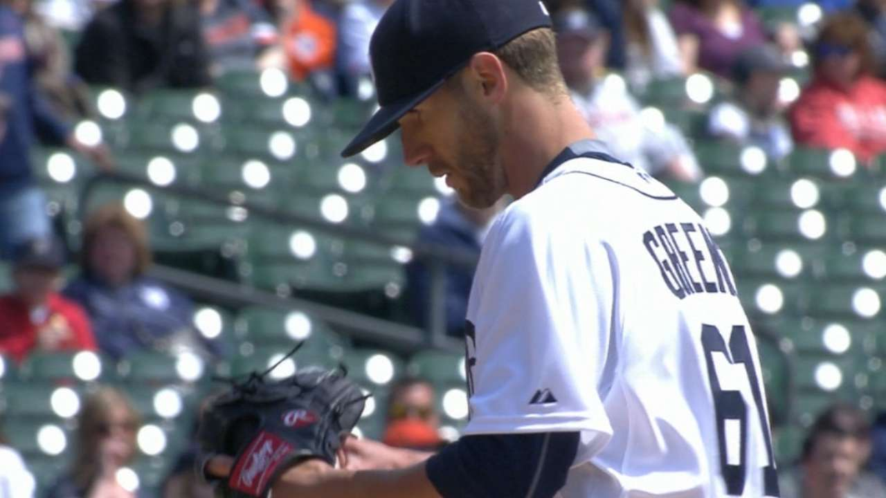 Tigers Shane Greene Back From Aneurysm Scare Wood Boiler Independent Power Maine Greenes Seven Strong Innings