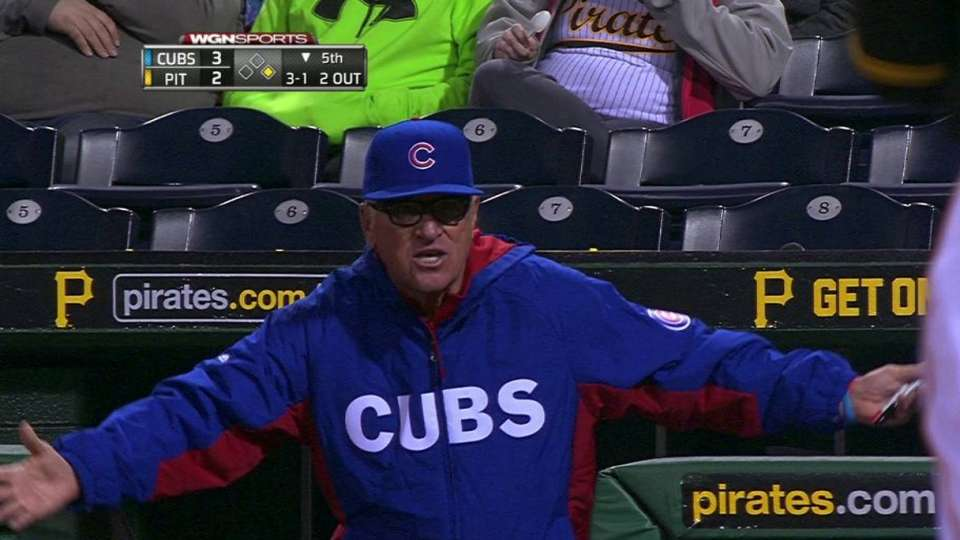 Maddon thanks West for appeal