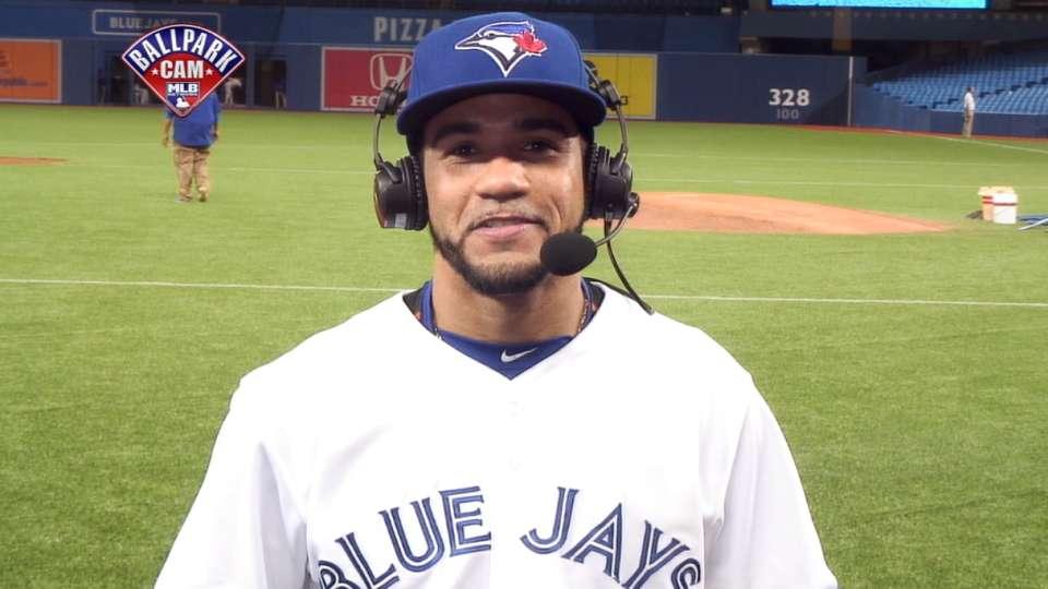 Devon Travis joins MLB Tonight