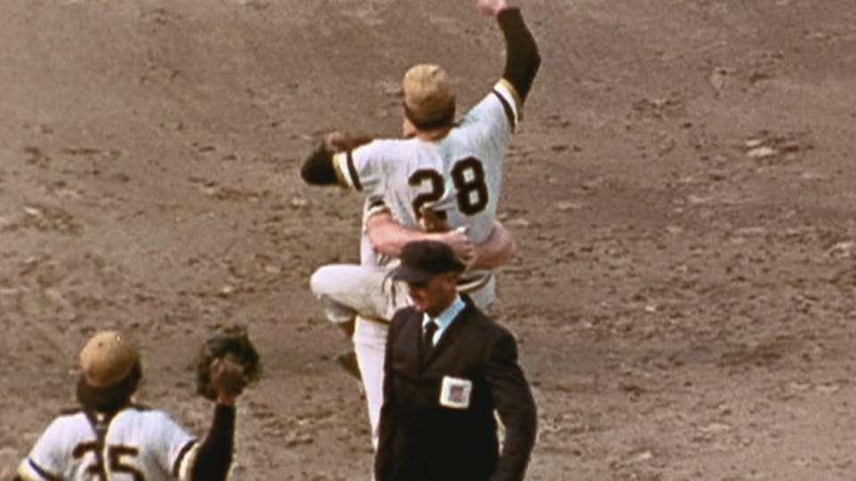Blass on 1971 World Series