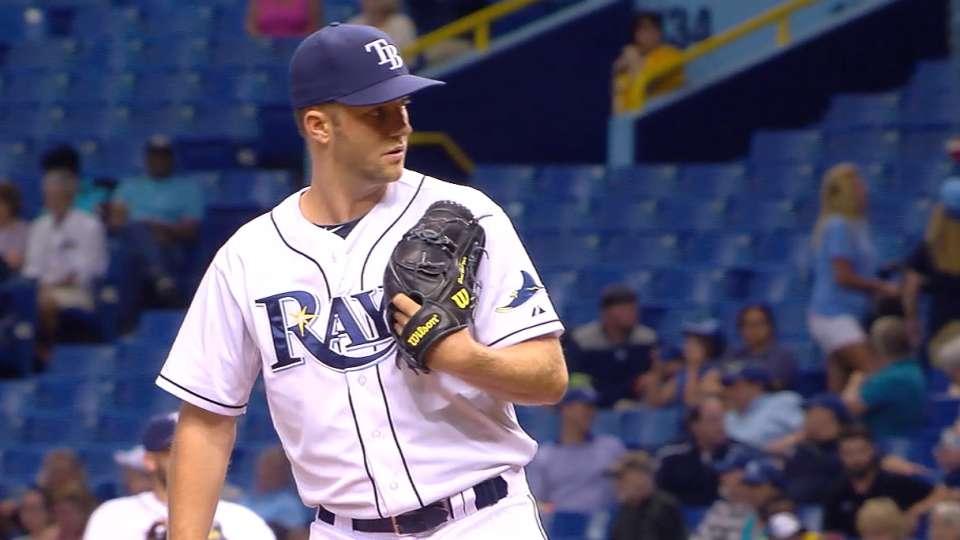MLB Now on Rays, Boxberger
