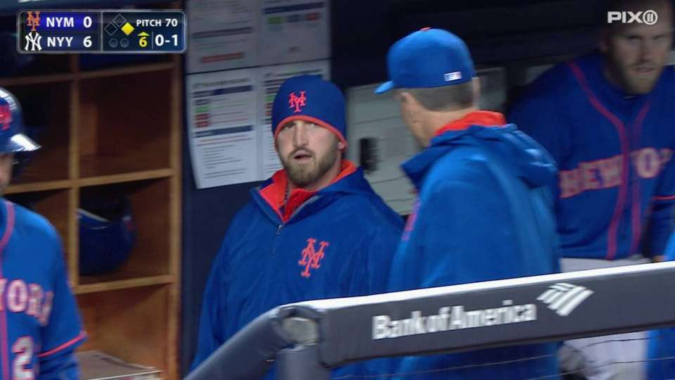 Niese ejected in 6th