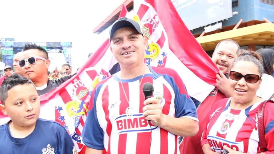 Fieston Liga MX en el Chase