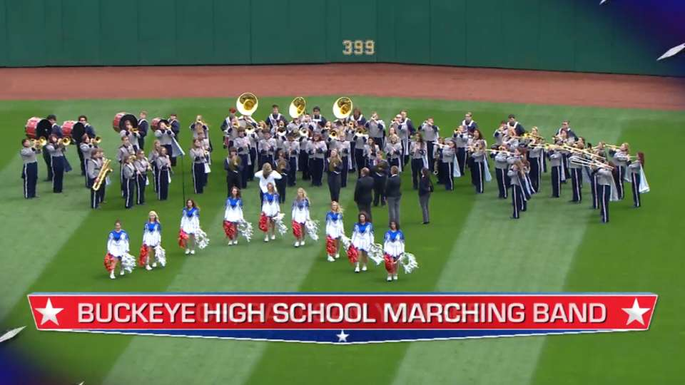 Buckeye H.S. performs at PNC