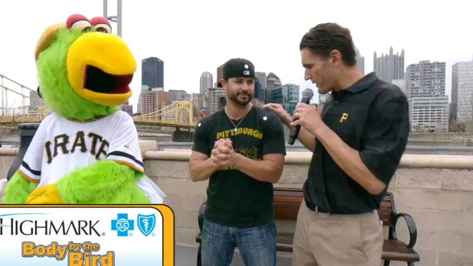 Body By Bird at PNC Park