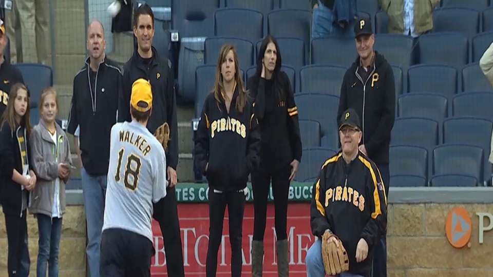 Pirates First Pitch: Connors