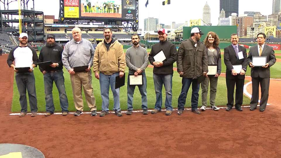 Earth Day at PNC Park