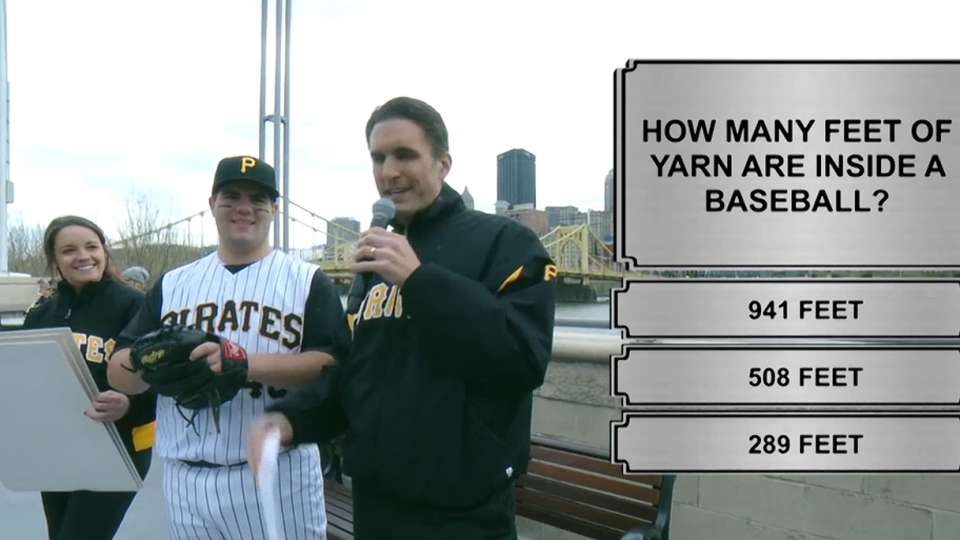 Quiz at PNC Park