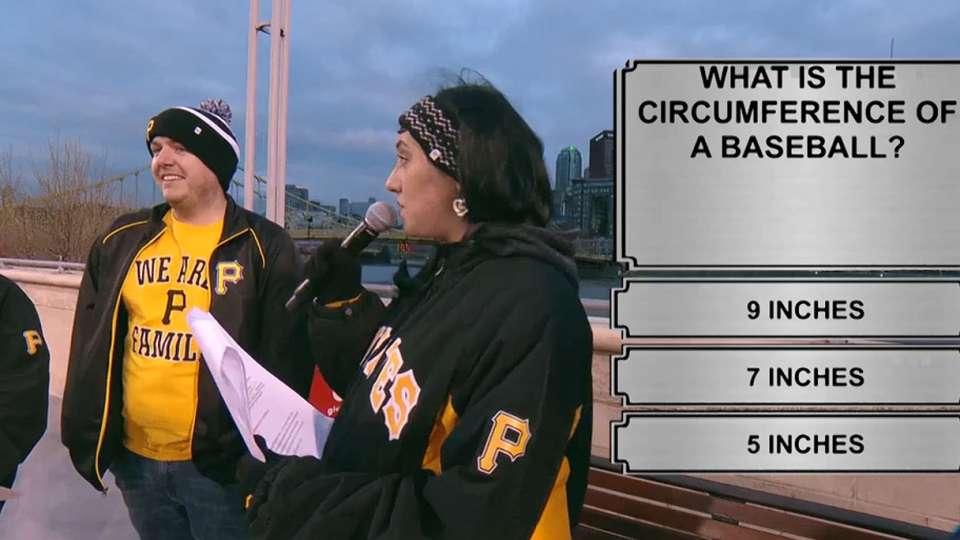 Quiz at PNC Park