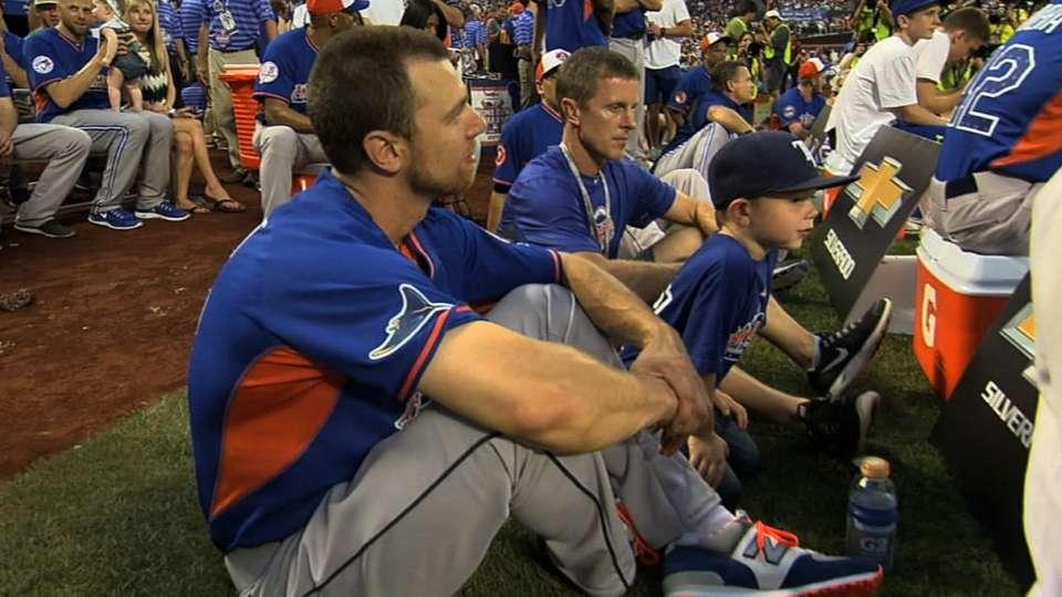 MLB players on fatherhood