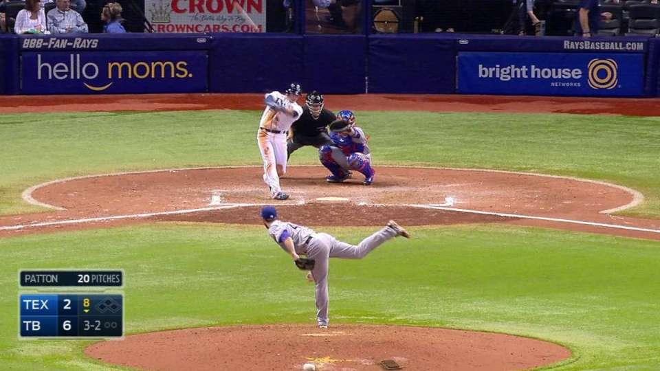 Cabrera's solo homer
