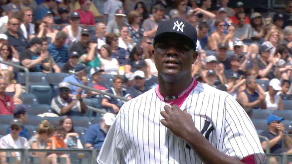 Pineda strikes out 16 Orioles