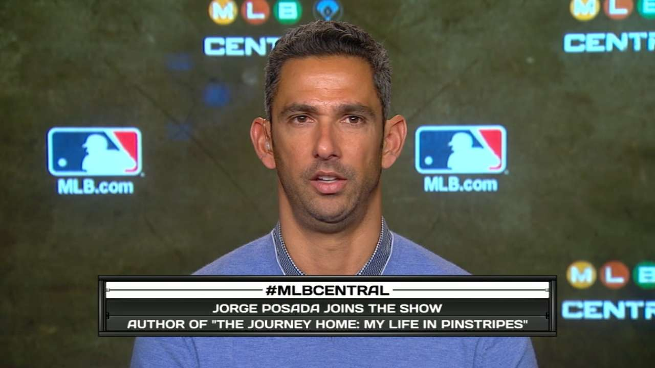 The Journey Home: My Life in Pinstripes