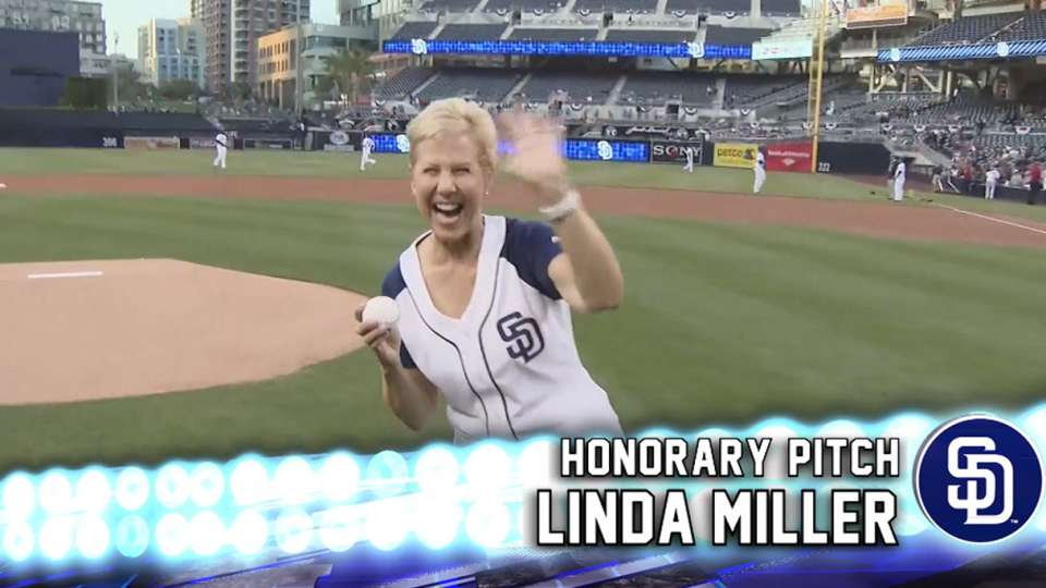 Miller's Honorary Pitch