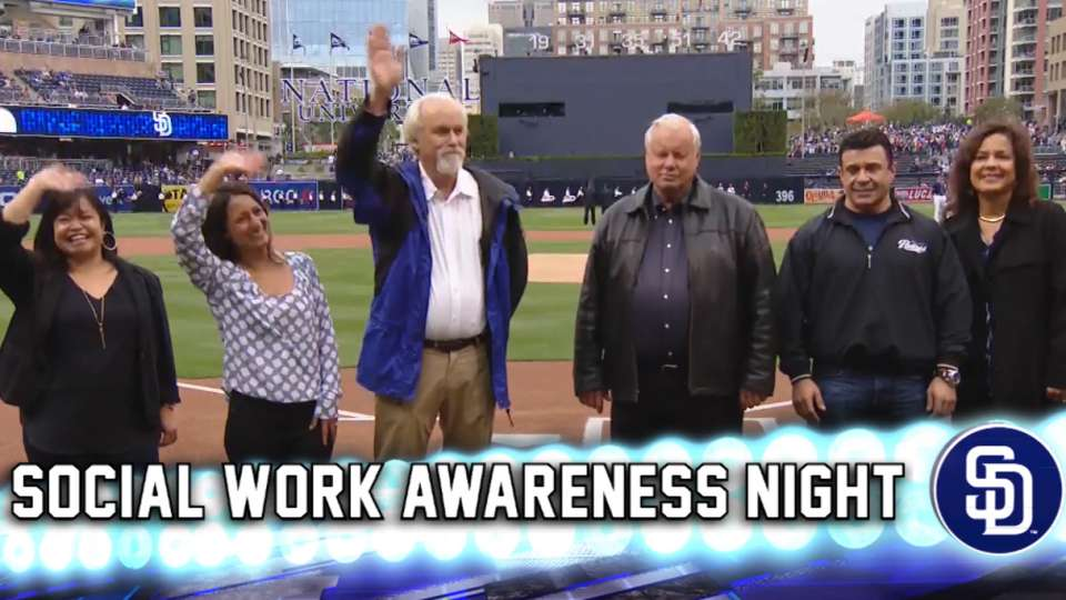 Padres Social Work Awareness