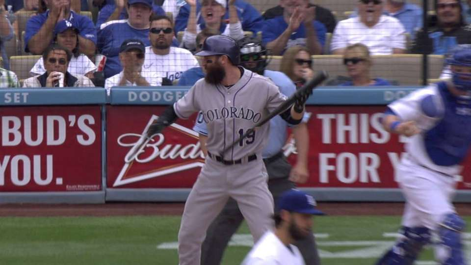 Blackmon's ejection