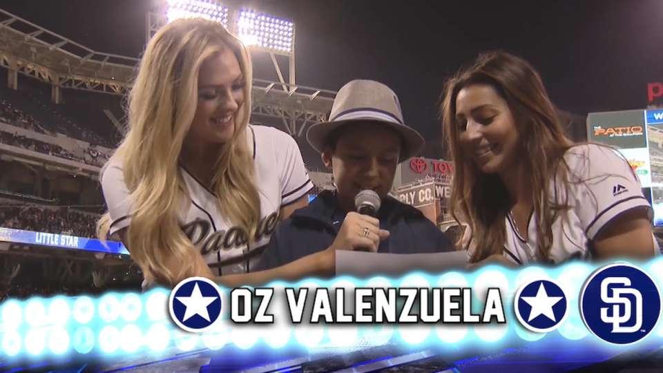 Little Star: Oz Valenzuela