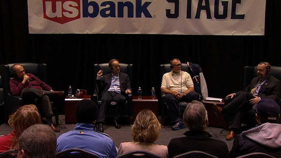 Pohlad, St. Peter from TwinsFest