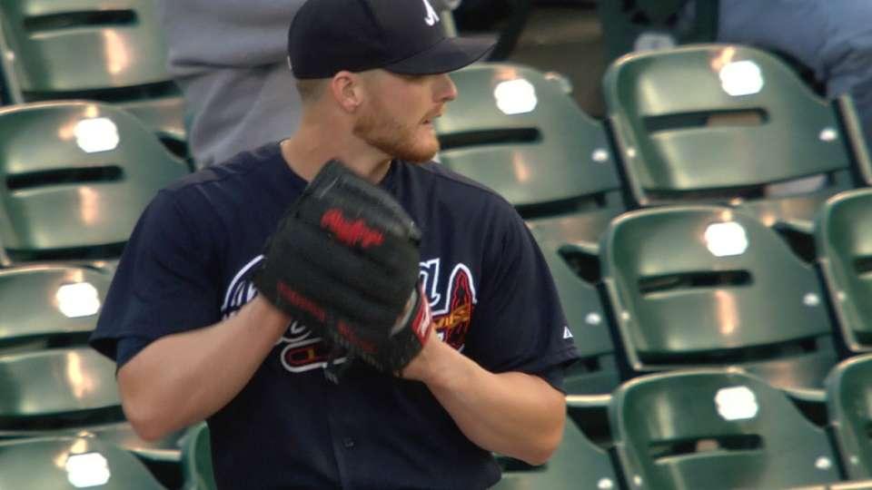 Miller goes seven innings