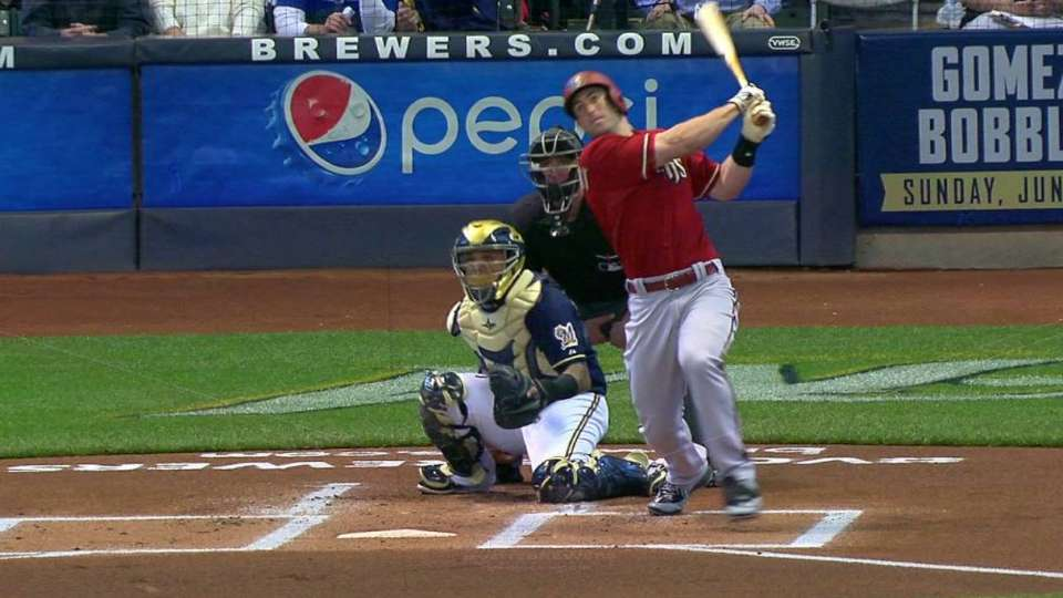 Goldy's solo shot
