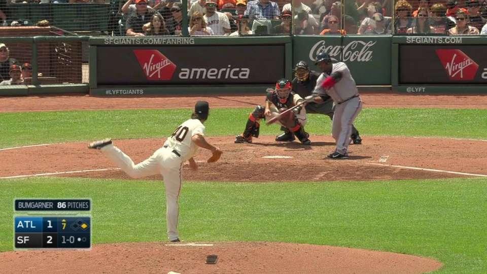 Uribe's go-ahead two-run homer