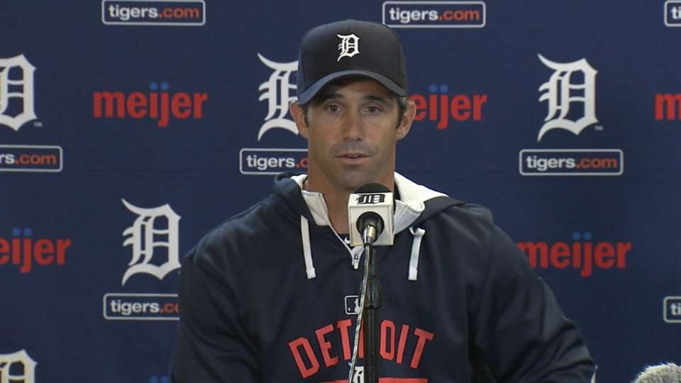 Ausmus on defensive struggles
