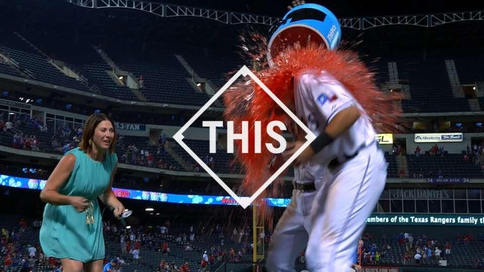 #THIS: Gallo's glorious debut