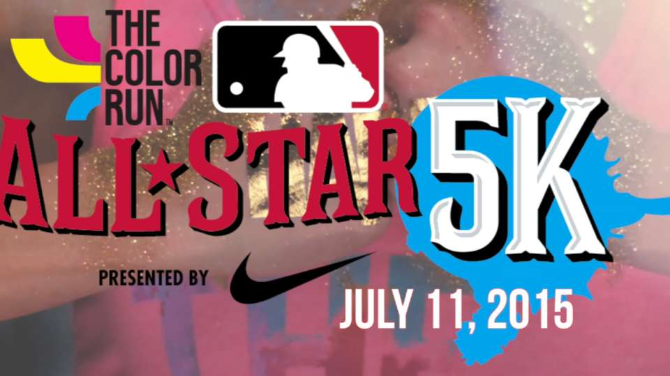 The All-Star 5K is July 11