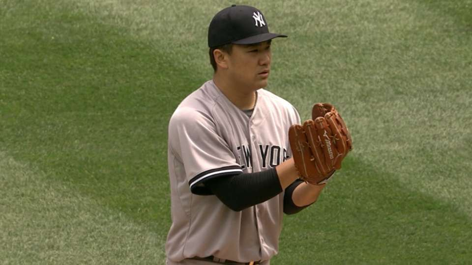 Tanaka dazzles in return from DL