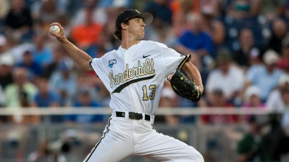2015 Draft: Walker Buehler, P