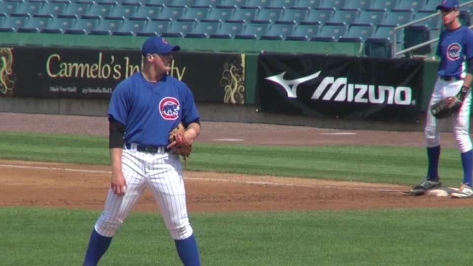 2015 Draft: Donny Everett, P