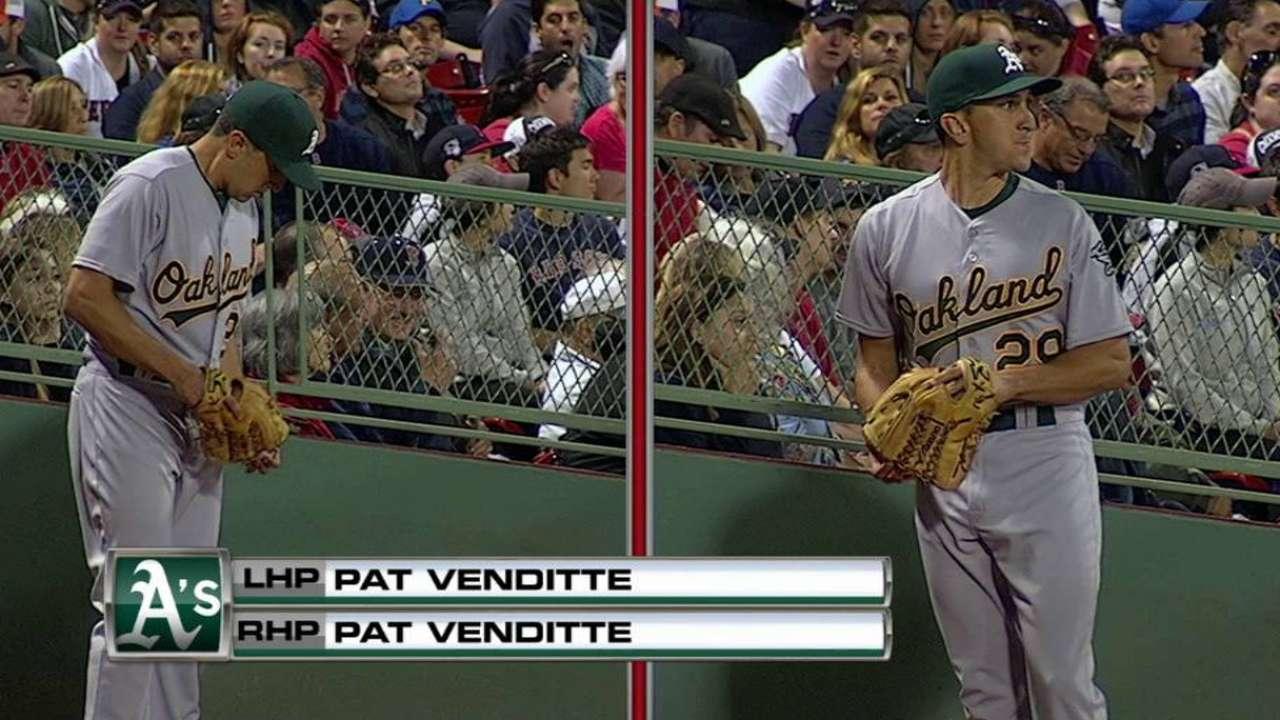 Pat Venditte