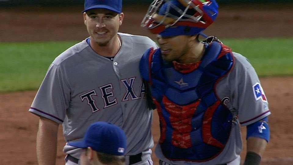 Gonzalez's shutout