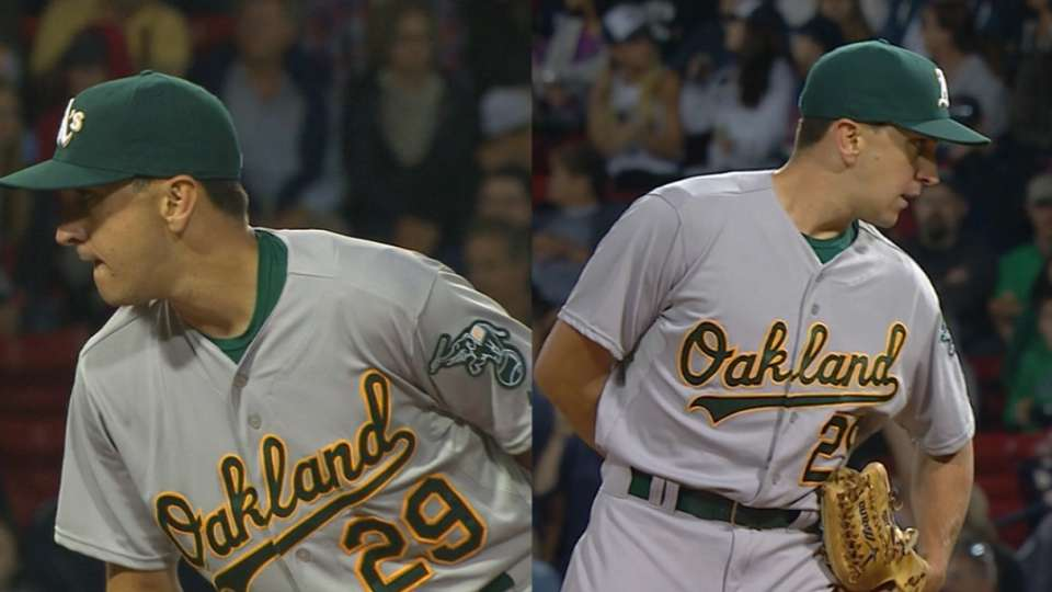 #THIS: Venditte makes his debut