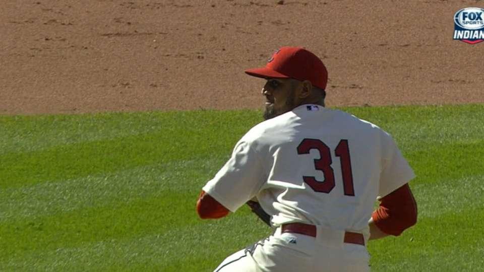 Salazar strikes out 10