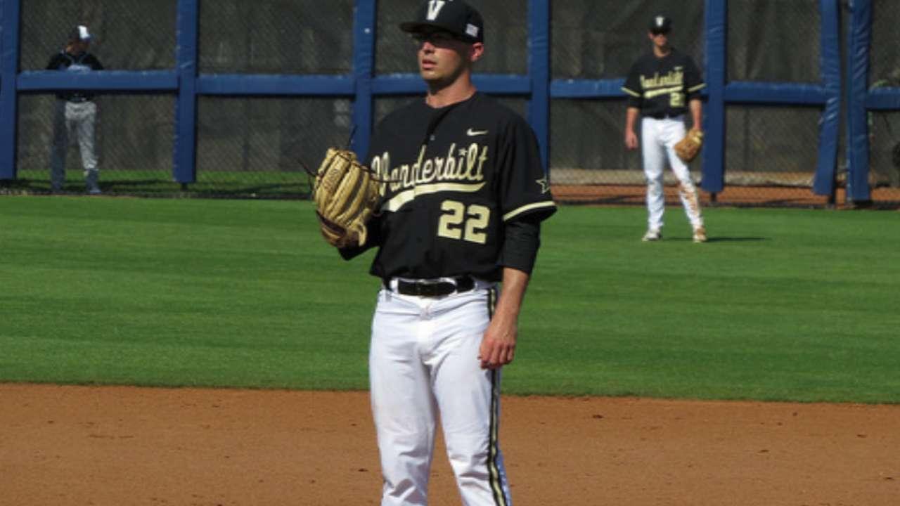 Vanderbilt Baseball Field 2015
