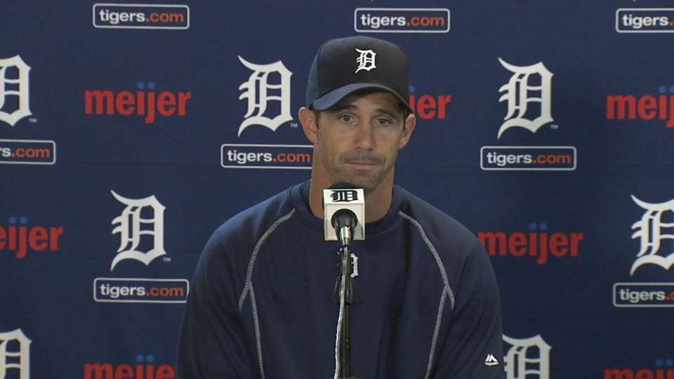 Ausmus on Price's outing