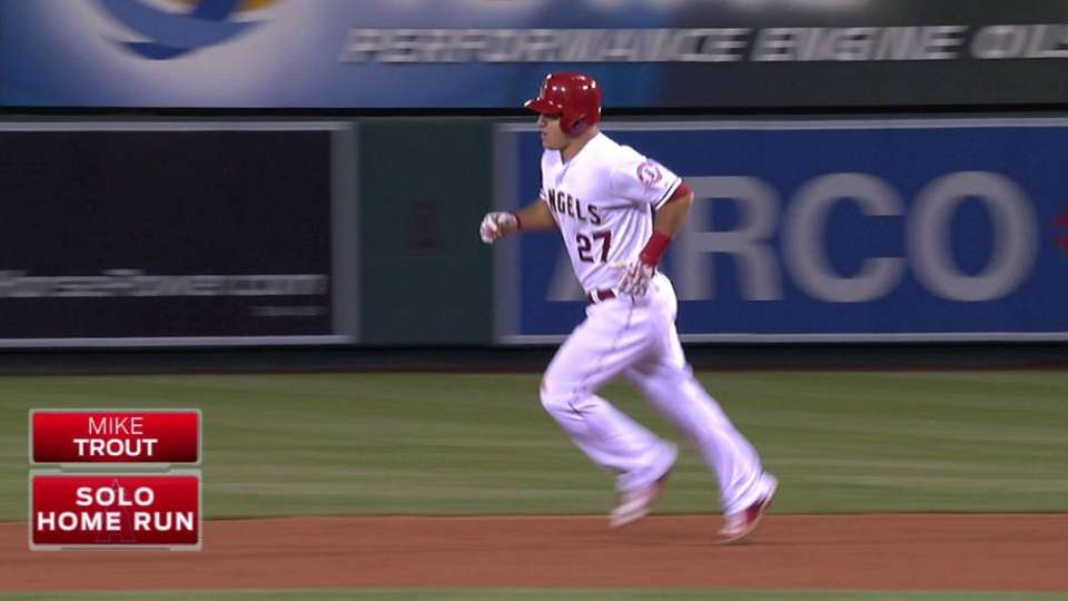 Trout's game-tying jack