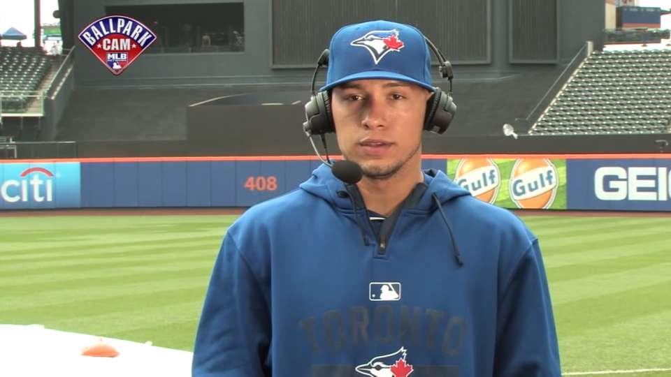 458c7885784 Ryan Goins joins MLB Now
