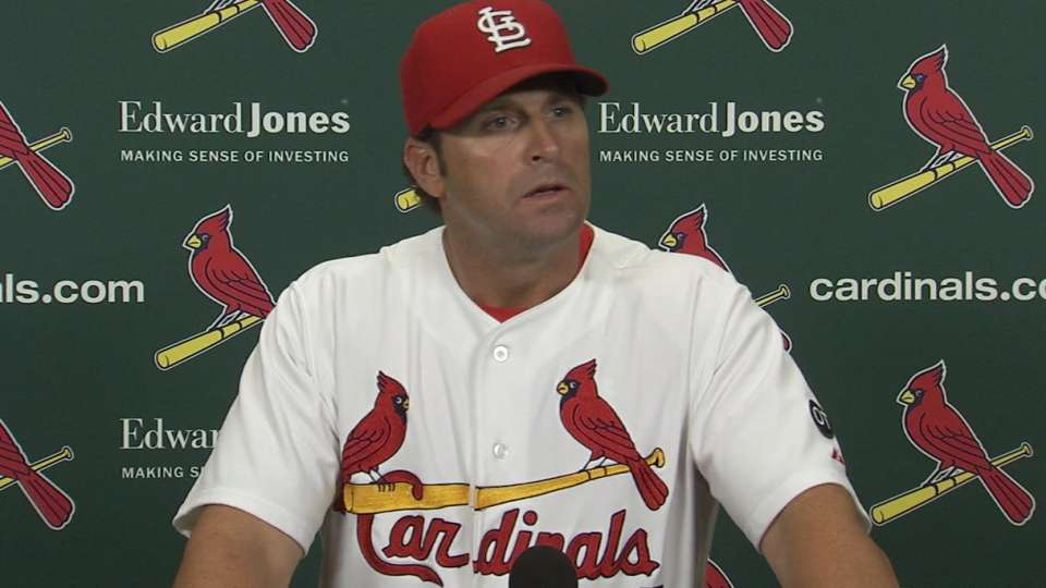 Matheny on win over Royals