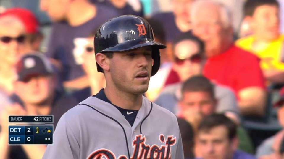 Kinsler's RBI fielder's choice