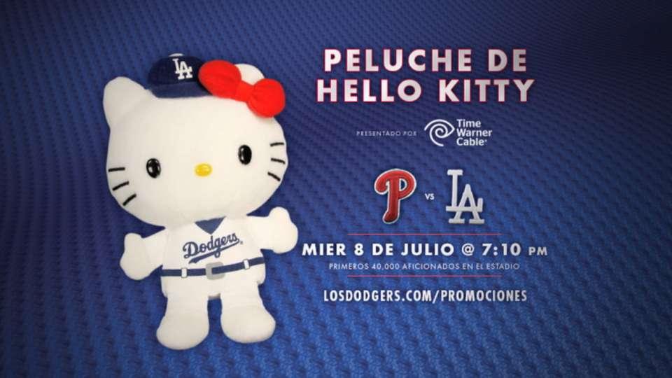 Peluche De Hello Kitty