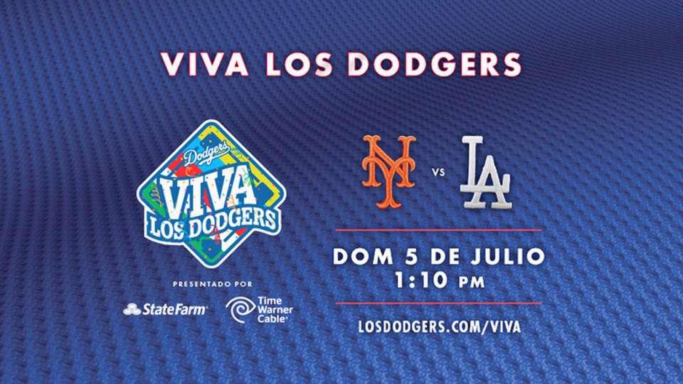 Viva Los Dodgers: 7/5