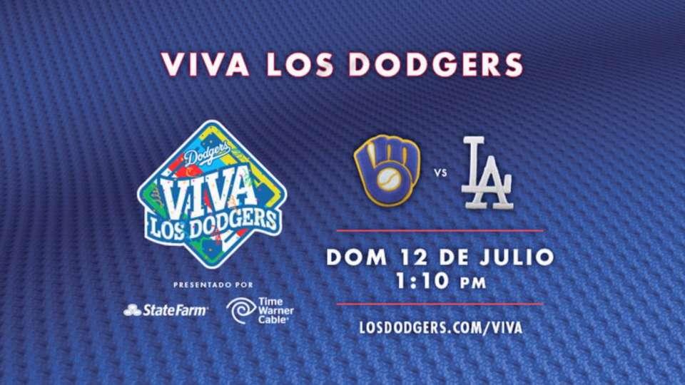 Viva Los Dodgers: 7/12